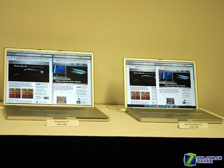 新PowerBook G4发布 便宜3000元