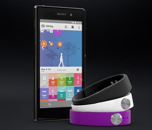 索尼CES发布智能手环SWR10:可拆卸设计