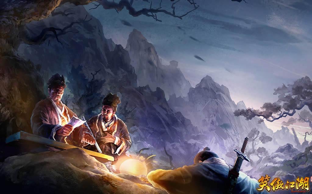 「笑傲江湖之琴箫合奏」胡伟立那些拨动心弦的武侠配乐---