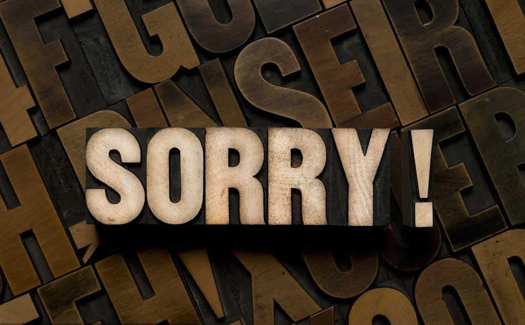 不是每一句对不起,都可以换回一句没关系。