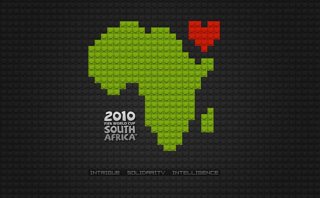 伪球迷的2010南非世界杯