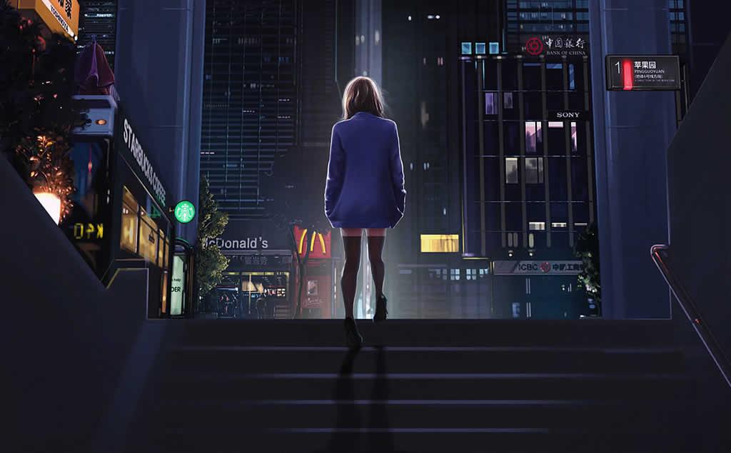 【有关梦想与城市】选择安逸生活还是奋斗坚持?