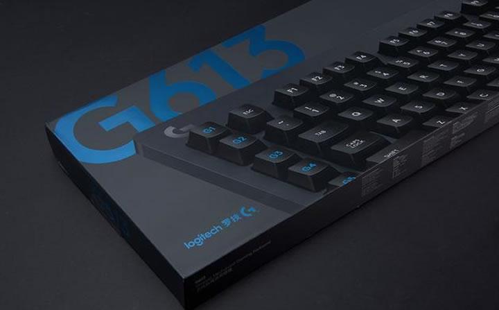 罗技G613:相见恨晚,人生第一个机械键盘罗技G613!